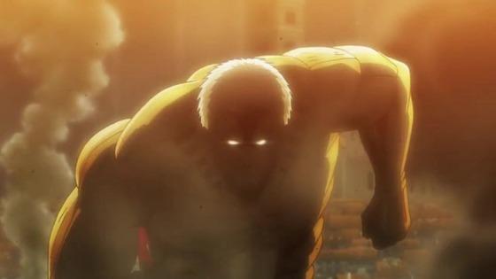 「進撃の巨人」62話(4期 3話)感想 (129)