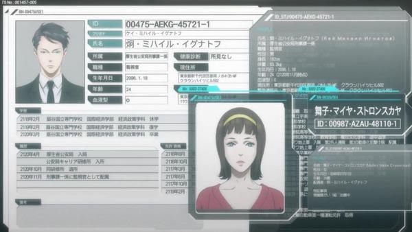 「PSYCHO-PASS サイコパス 3」3話感想 (80)