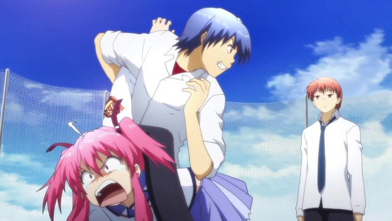 「Angel Beats!」第4話感想  (134)