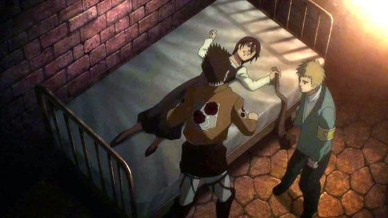 「進撃の巨人」70話(4期 11話)感想 (2)