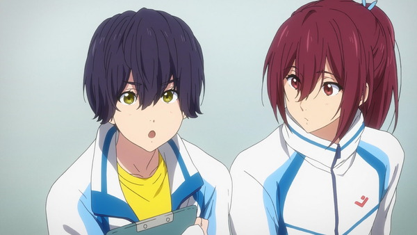 「Free! Dive to the Future」3期 2話