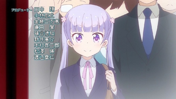 「NEW GAME!!」2期 1話 (2)