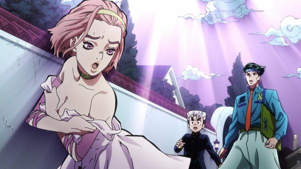 「ジョジョの奇妙な冒険 ダイヤモンドは砕けない」17話 (30)