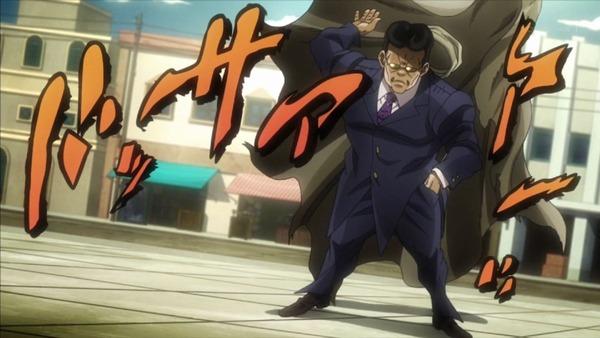 ジョジョの奇妙な冒険 エジプト編 (5)