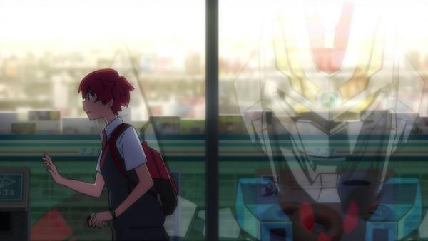 「グリッドマン」9話感想 (13)