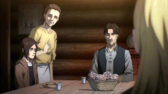 「進撃の巨人」70話(4期 11話)感想 (31)