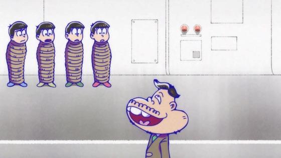 「おそ松さん」第3期 第1話感想 (96)