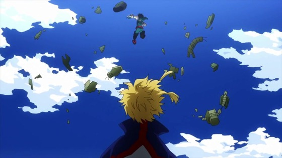 「僕のヒーローアカデミア」113話(5期 25話)感想 (69)