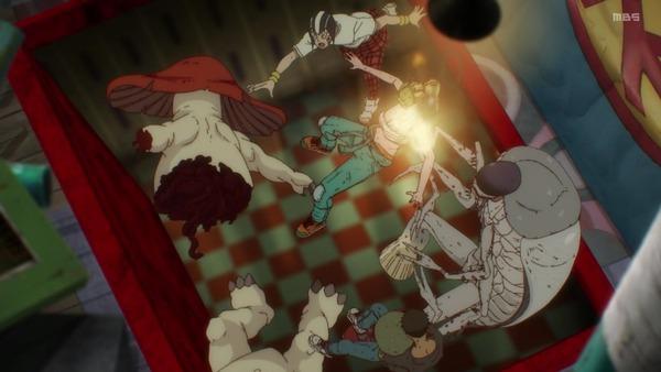 「ドロヘドロ」第10話感想 画像 (12)