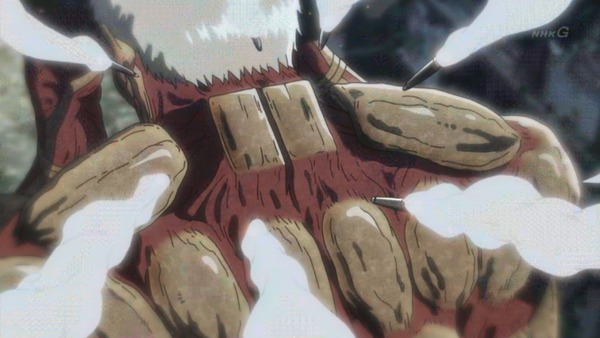 「進撃の巨人」51話感想 (45)