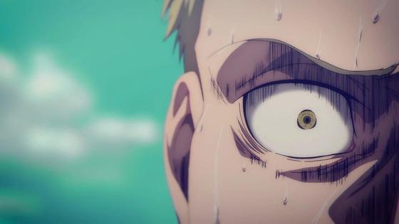 「進撃の巨人」62話(4期 3話)感想 (106)