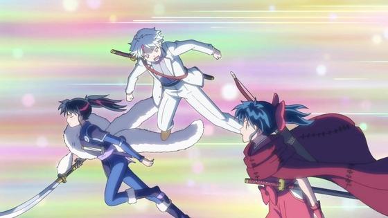 「半妖の夜叉姫」第4話感想 画像 (51)