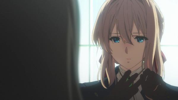 「ヴァイオレット・エヴァーガーデン」6話 (18)