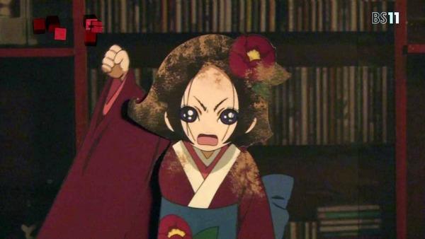 「地獄少女 宵伽」4期 10話(2期 12話) (1)