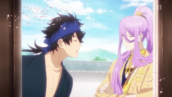 続『刀剣乱舞-花丸-』(2期)1話 (16)