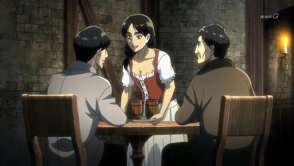 「進撃の巨人 Season3」(3期 11話)48話感想 (31)