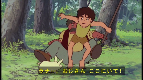 「未来少年コナン」第17話感想 画像 (143)