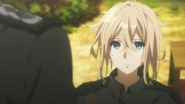 「ヴァイオレット・エヴァーガーデン」8話 (49)