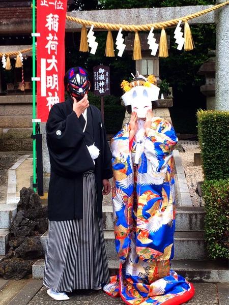 清水愛さんご結婚 (2)