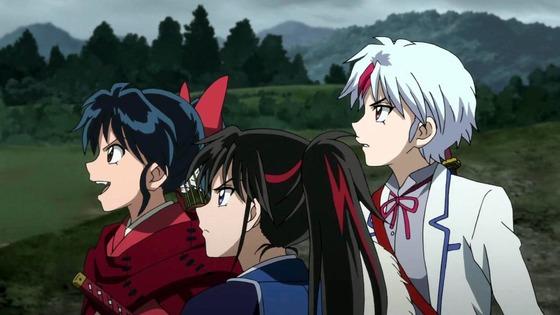 「半妖の夜叉姫」第10話感想 画像  (10)
