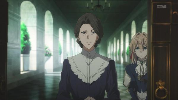 「ヴァイオレット・エヴァーガーデン」5話 (15)