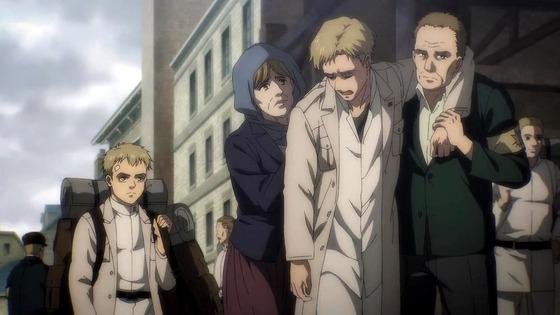 「進撃の巨人 The Final Season」61話(4期 2話)感想画像  (132)