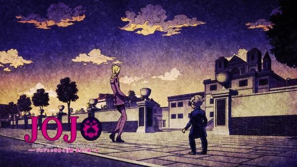 「ジョジョの奇妙な冒険 5部」4話 (45)