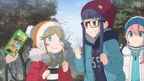 「ゆるキャン△ SEASON2」第2期 13話感想 最終回 (29)