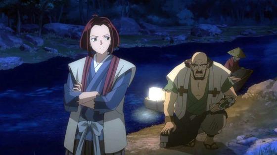 「半妖の夜叉姫」第8話感想 画像 (15)