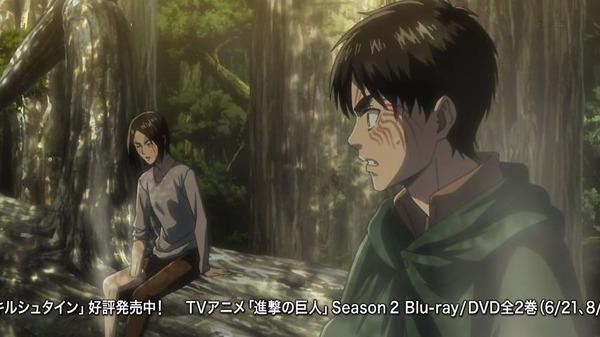 「進撃の巨人 Season2」34話 (11)