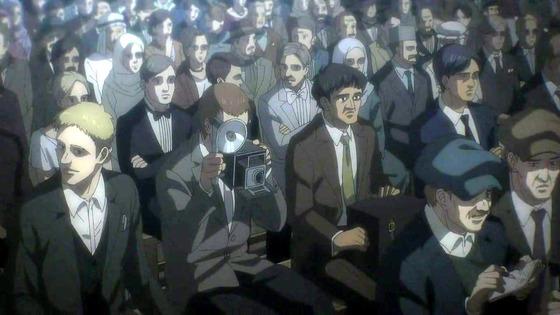 「進撃の巨人」64話(4期 5話)感想 (33)