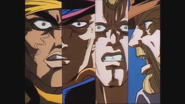ジョジョの奇妙な冒険OVA