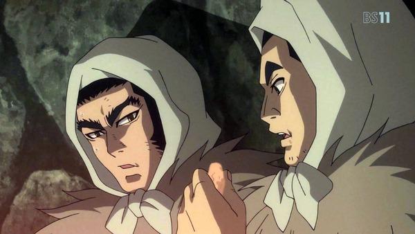 「ゴールデンカムイ」18話感想 (25)