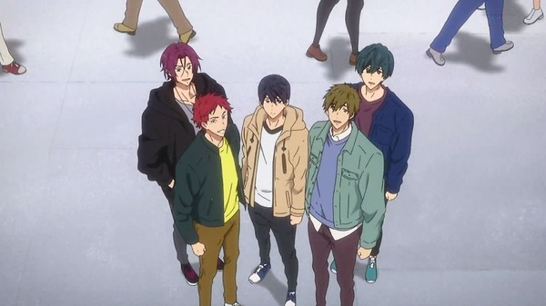 「Free! Dive to the Future」3期 1話 (21)
