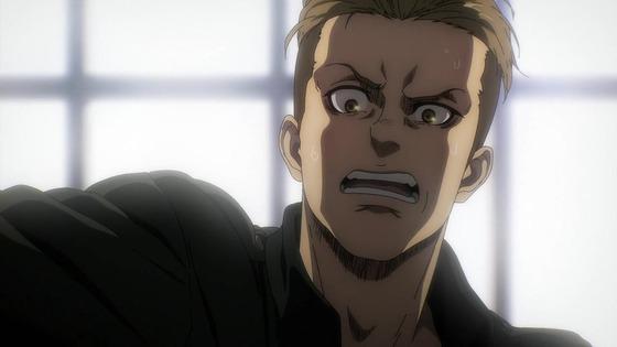 「進撃の巨人」63話(4期 4話)感想 実況まとめ  (30)