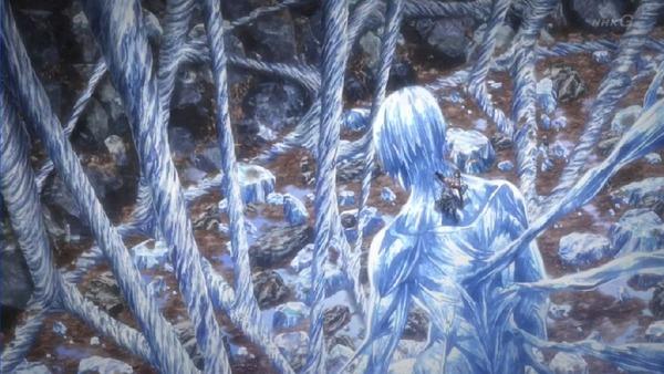 「進撃の巨人 Season3」(3期 8話)45話感想 (28)