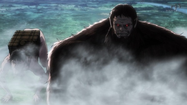 「進撃の巨人」51話感想 (12)