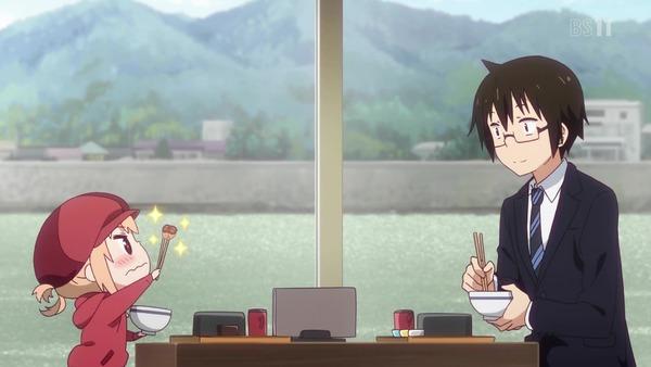 「干物妹!うまるちゃんR」2期 5話 (19)