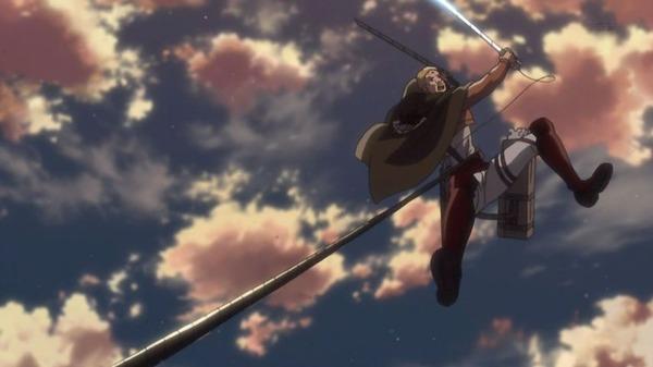 「進撃の巨人 Season2」37話 (33)