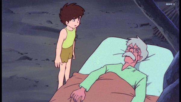「未来少年コナン」第2話感想 画像  (16)