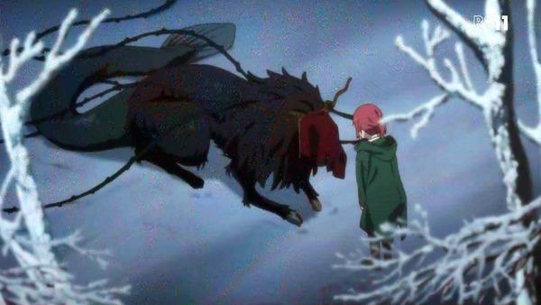 「魔法使いの嫁」18話 (31)