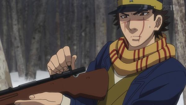 「ゴールデンカムイ」5話 (109)
