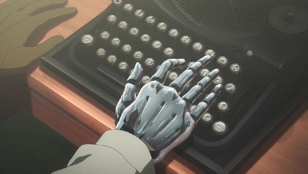 「ヴァイオレット・エヴァーガーデン」13話 (34)