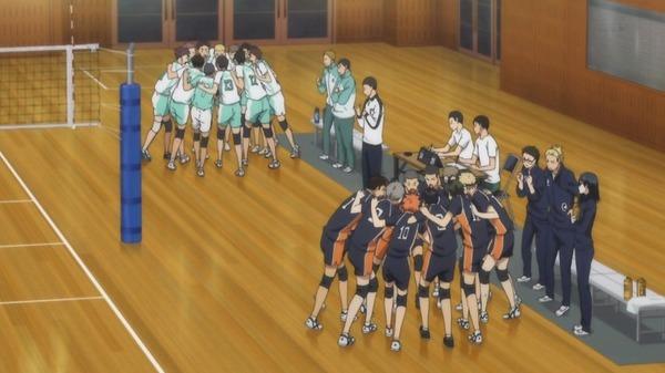 「ハイキュー!! セカンドシーズン」24話 (272)