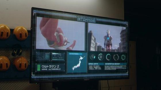 「ウルトラマンZ」第4話感想  (4)