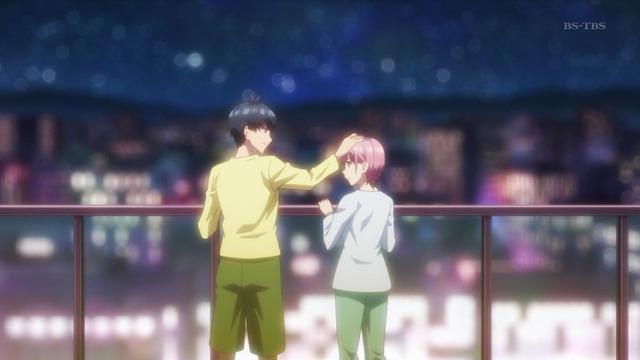 「五等分の花嫁」第6話感想 (44)