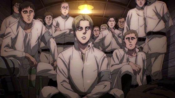 「進撃の巨人 The Final Season」61話(4期 2話)感想画像  (92)