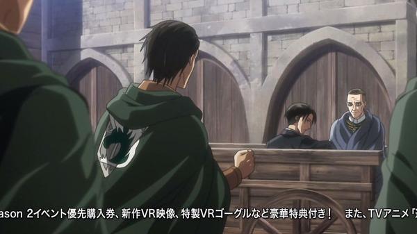 「進撃の巨人 Season2」33話 (15)