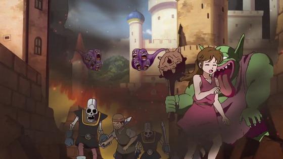 「ダイの大冒険」第2話感想 画像 (103)