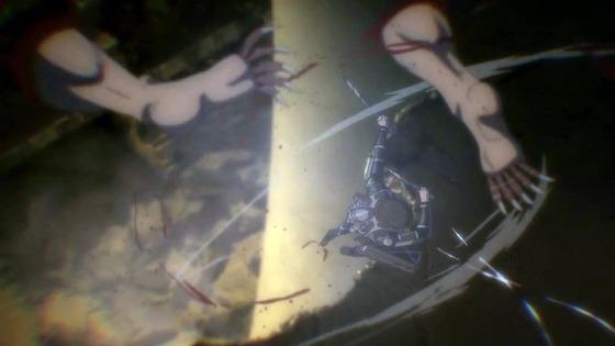 「進撃の巨人」66話(4期 7話)感想 (162)